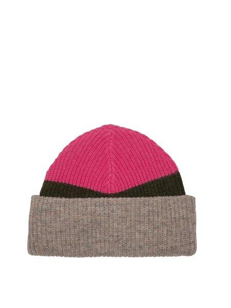 Ganni Hat - Hot Pink