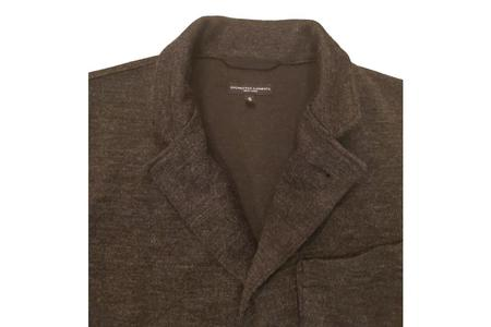 Engineered Garments Poly Wool Jersey Knit Jacket