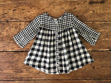 Kids Lali Cleo Dress - Black Check