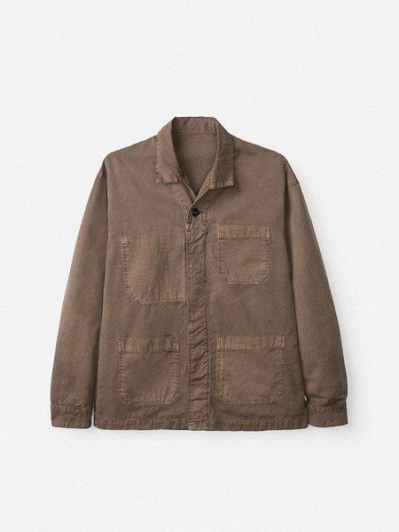 General AdmissionShore Coat - Brown