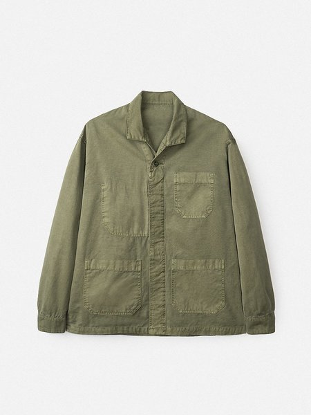 General Admission Shore Coat - Olive