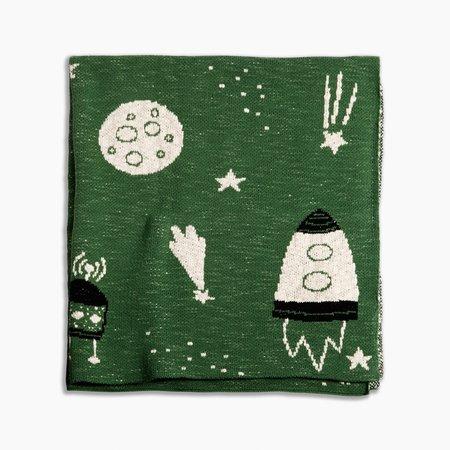 Kids Poketo Space Travel Blanket