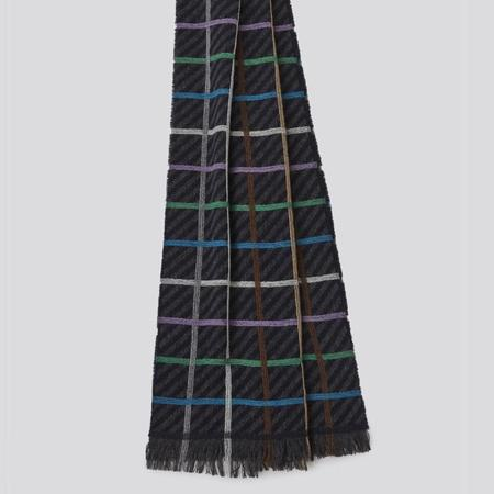 Rachel Comey Aba Knit Scarf - Black