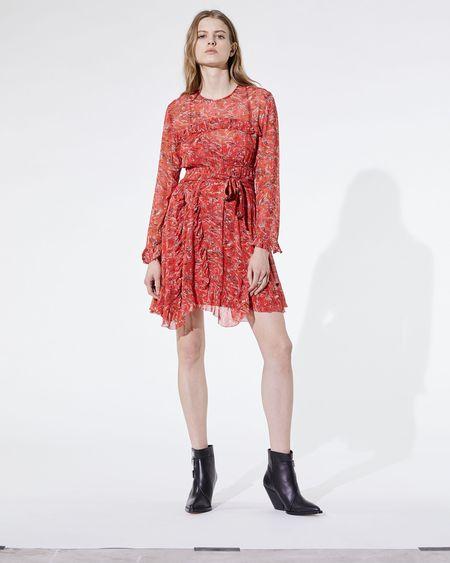 IRO About Dress - red