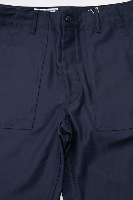 Engineered Garments Workaday Fatigue Pant - Dark Navy
