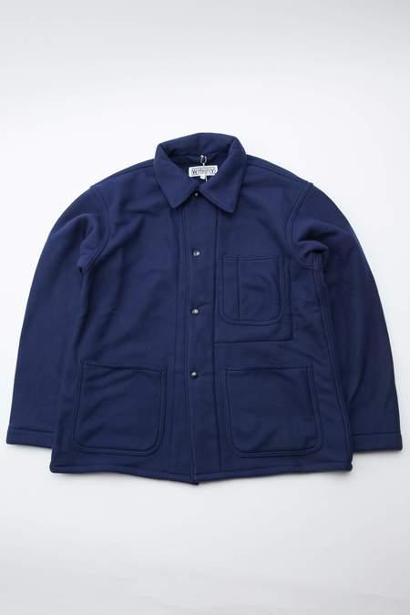 Engineered Garments Workaday Utility Jacket - Navy