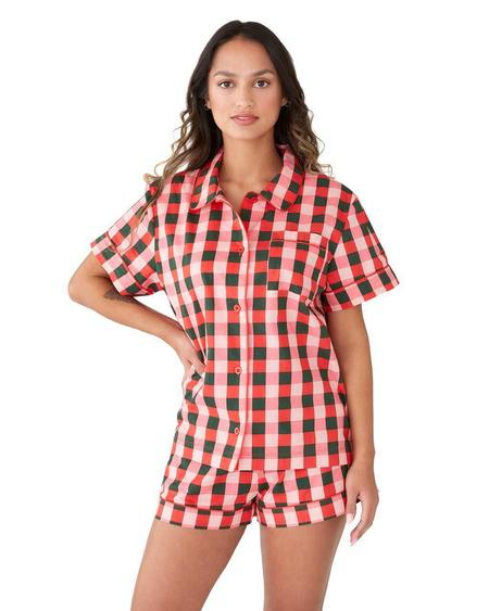 Ban.do Plaid Leisure Set