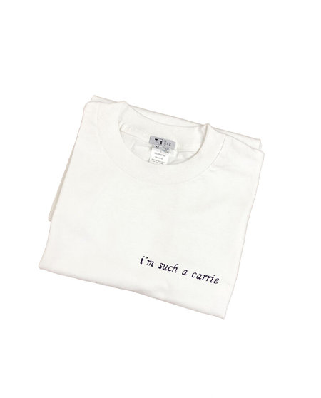 unisex House of 950 i'm such a carrie tee shirt