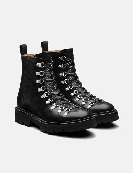 Grenson Nanette Ski Boot - Black