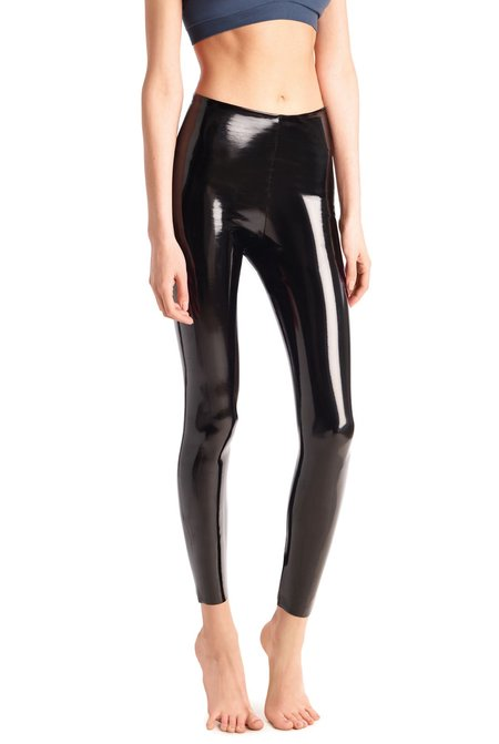 Commando Faux Patent Leather Legging