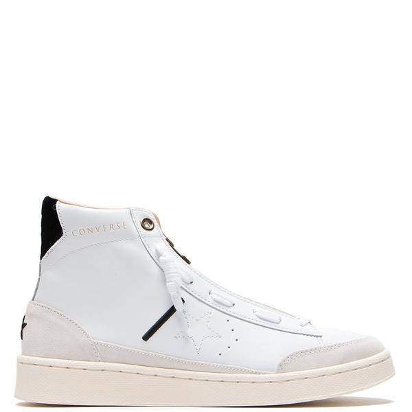 Converse x Ibn Jasper Pro Leather Mid White on Garmentory