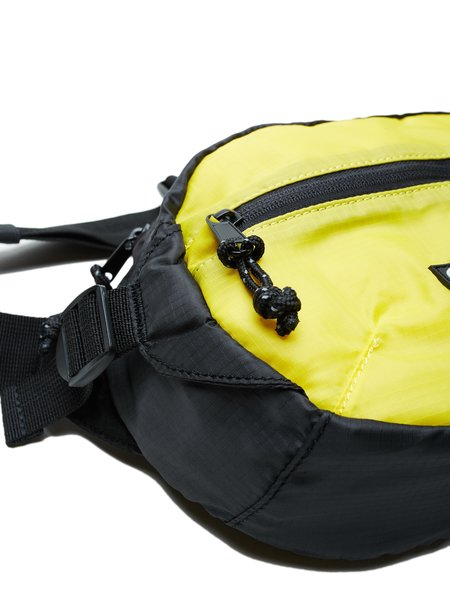 Obey Commuter Waist Bag - Yellow