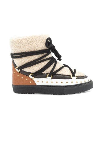 Inuikii Curly Rock Sneaker - Cream