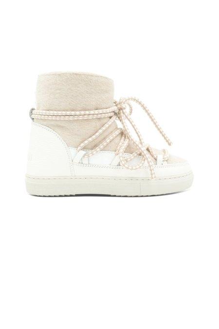 Inuikii Felt Sneaker - White