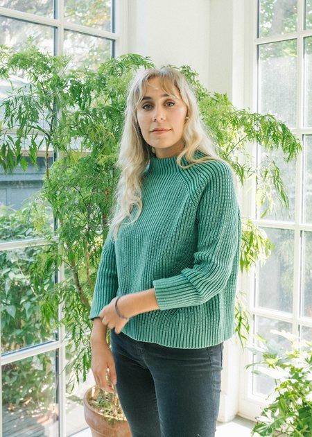 Demy Lee Daphne Sweater - Emerald Green