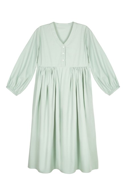 Wray Quinn Dress - Seaglass