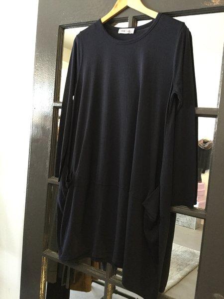Baci Long Sleeve Tee Dress