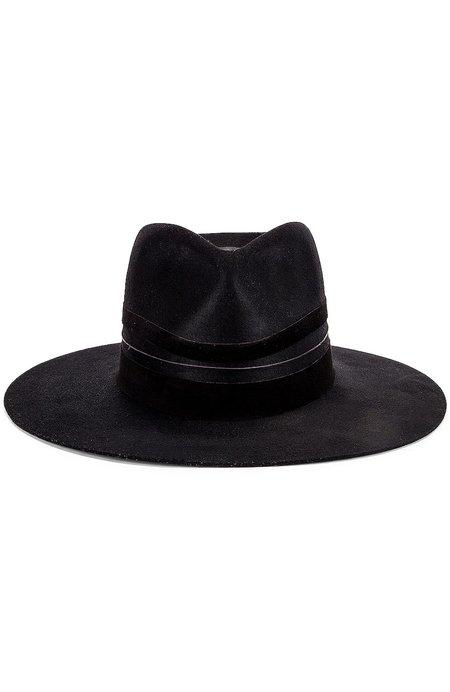 Janessa Leone Austin Hat - Black