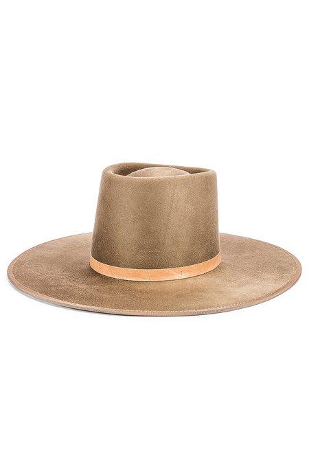 Janessa Leone Edie Hat - Sand