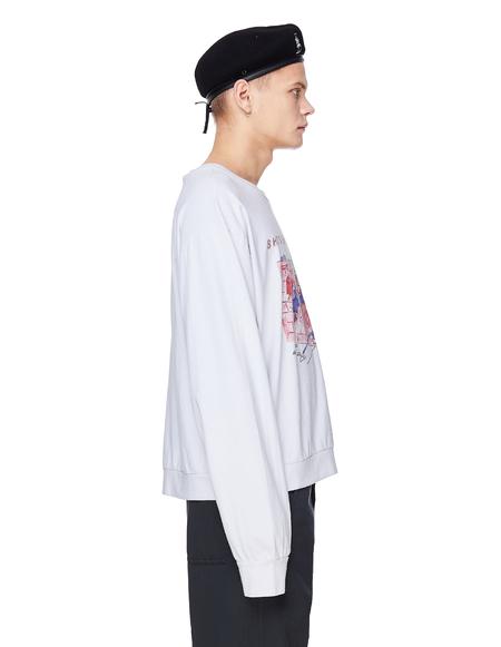 Enfants Riches Deprimes She's Like Heroin Long Sleeve T-Shirt - White
