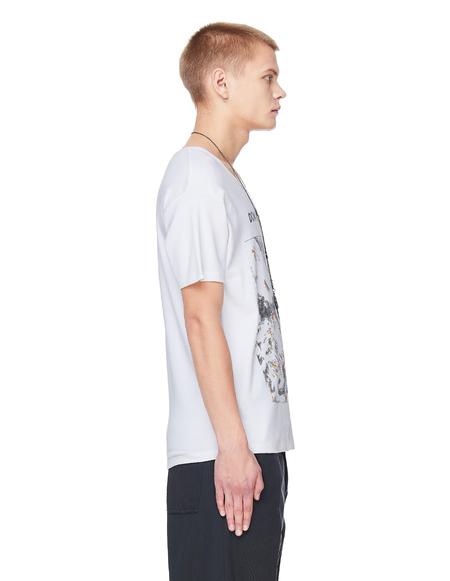 Enfants Riches Deprimes Don Van Vliet Cotton T-Shirt - White