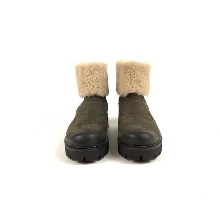 Manas Nabuk Boot