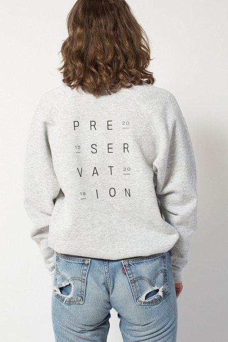 Vintage Preservation Limited Edition Sweatshirt
