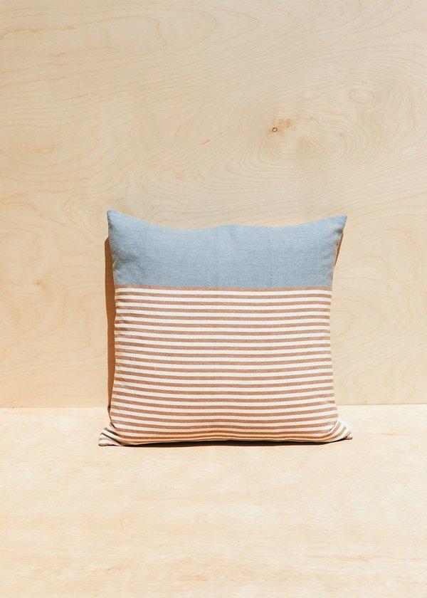 Territory Cuadro Pillow Cover - Mar