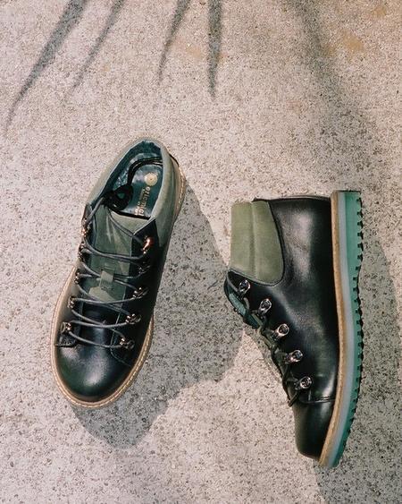 Vamp Hazel Hiking Boot - Green