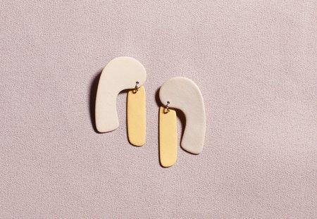 Four Eyes Ceramics Vana Earrings