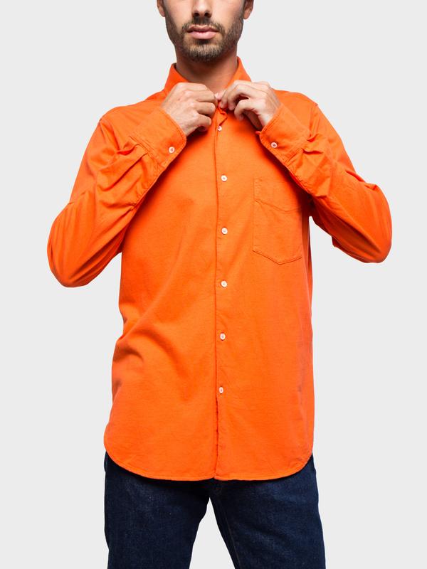 Aspesi Jersey Shirt - orange