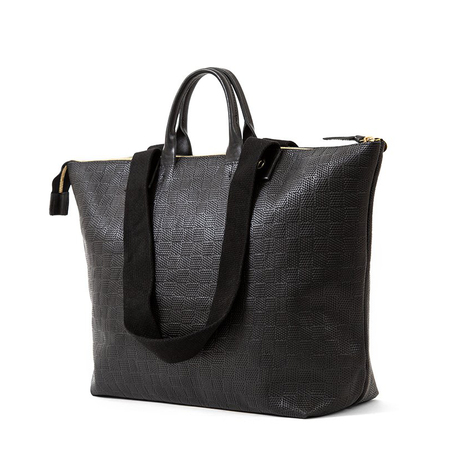 Clare V. Le Zip Sac - Black Honolulu