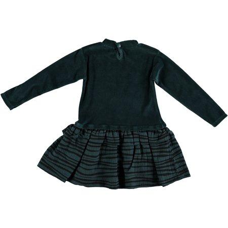kids picnik ariadna animal print dress