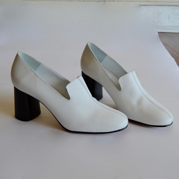 Rachel Comey May Pump in White