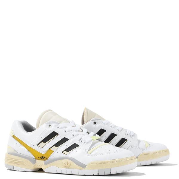 Adidas Consortium x HAL Torsion Edberg Comp Sneakers  - White