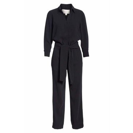Brochu Walker Anze Jumpsuit - Black Onyx