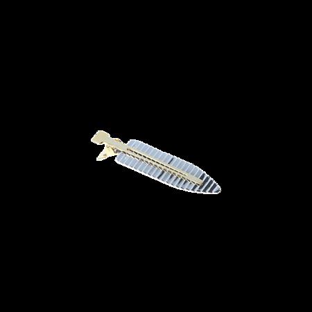 Ambush Hair Clip - Silver