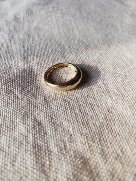 J. Hannah Form Ring I - 14K Gold