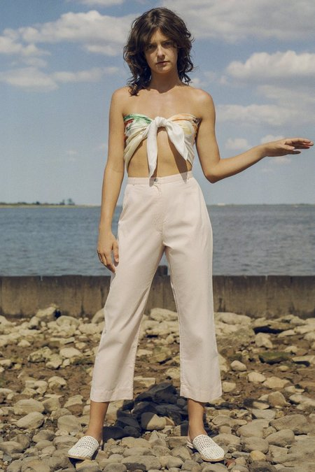 Wray Island Pant - Clay Pink