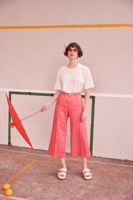 hej hej RMB Business Pants - Watermelon