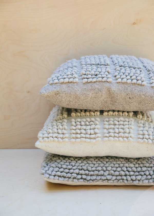 Nube Pillow Cover | Grey