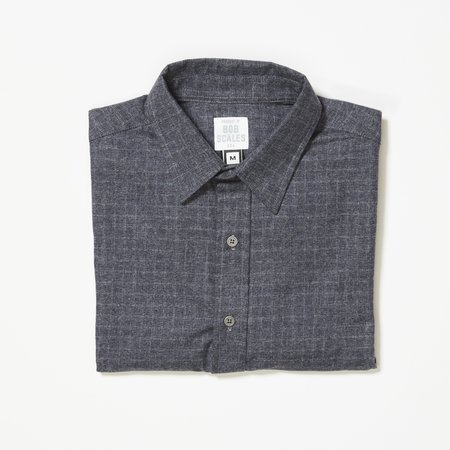 Product of Bob Scales LONG SLEEVE DAILY DRIVER - SHADOW PLAID
