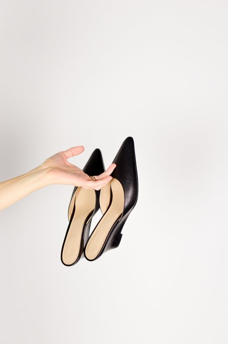 Maryam Nassir Zadeh Cleo Slide - Black