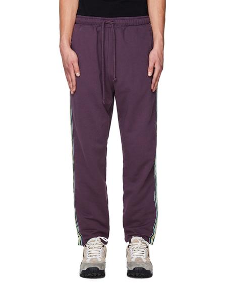 Pigalle Cotton Jogger Pants - Purple