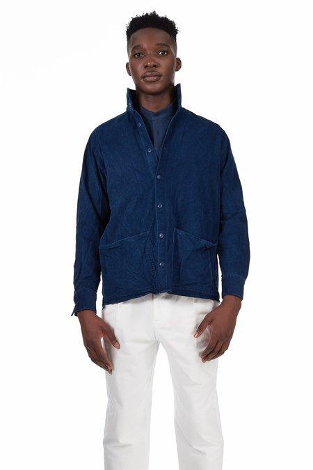 Unisex Blluemade Jacket Shirt - Indigo Corduroy