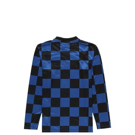 Alife Football Kit Shirt - Blue/Black