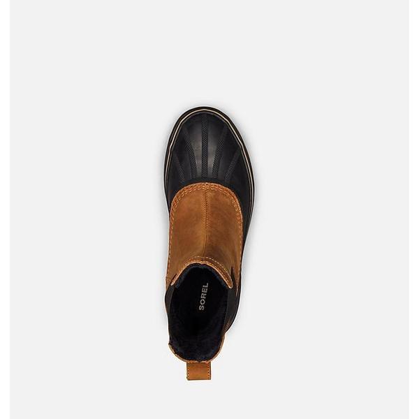 Sorel Cheyanne Metro Chelsea WP Boot - Elk/Black
