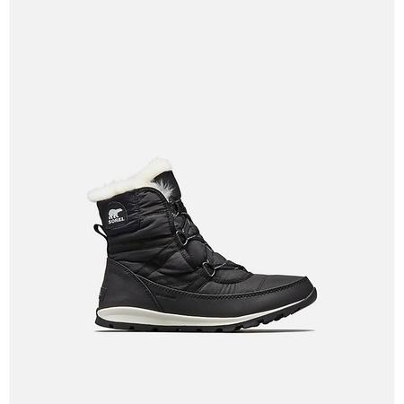 Sorel Whitney Short Lace Boot - Black