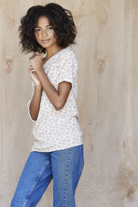 Callahan Ditsy Floral Off The Shoulder Top - Multi