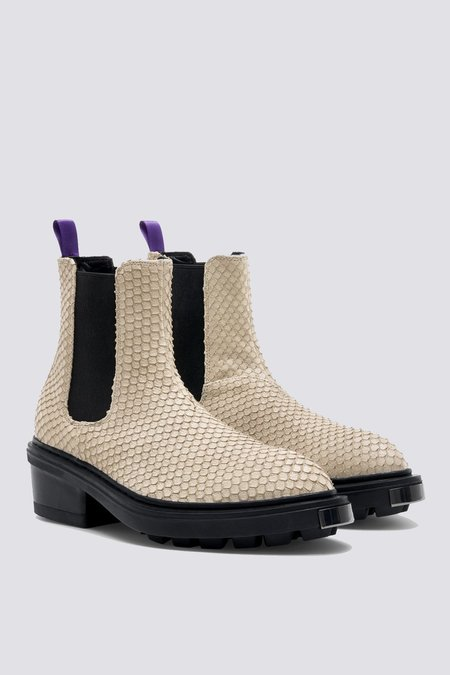 Eytys Scaled Leather Nikita Boot - Tan